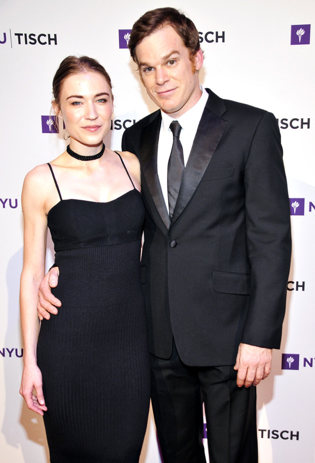 Morgan MacGregor, Michael C. Hall