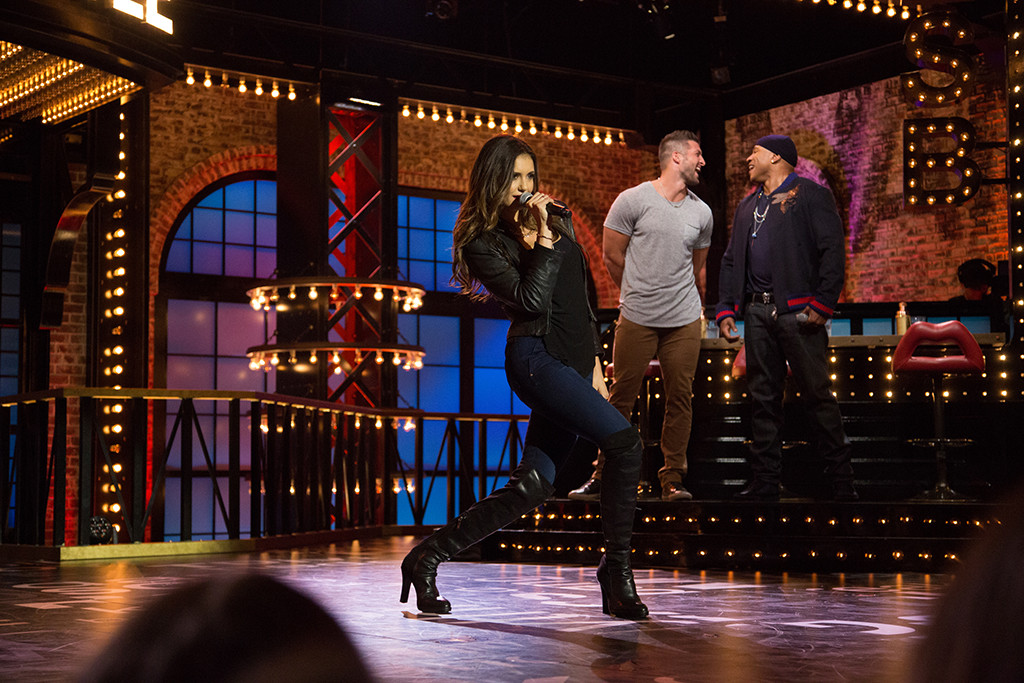 Nina Dobrev, Lip Sync Battle