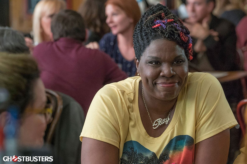 Leslie Jones, Ghostbusters Movie