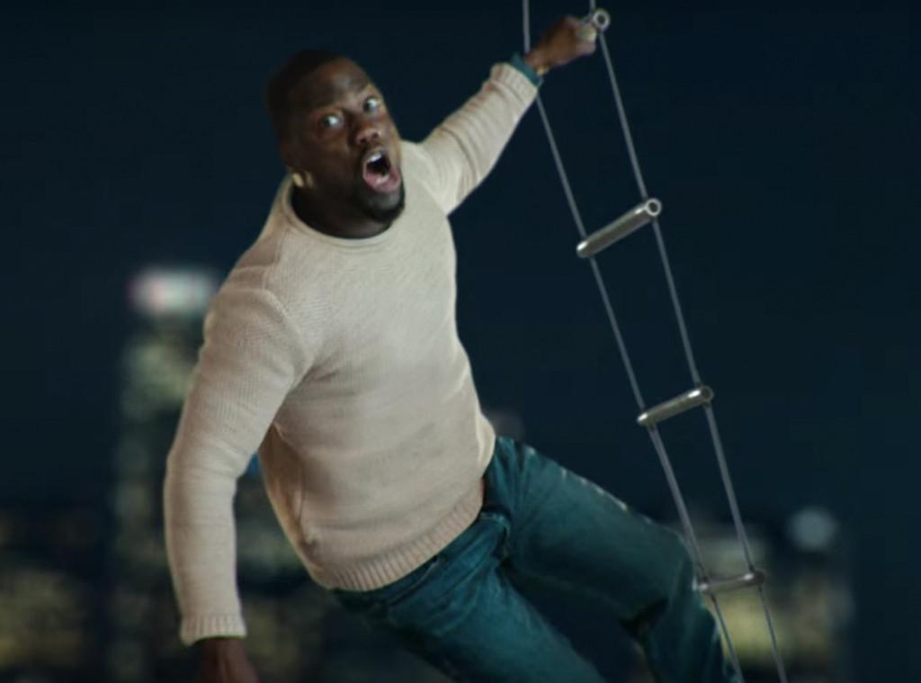 Kevin Hart, Super Bowl Commercial