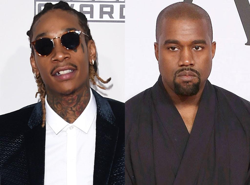 Wiz Khalifa, Kanye West