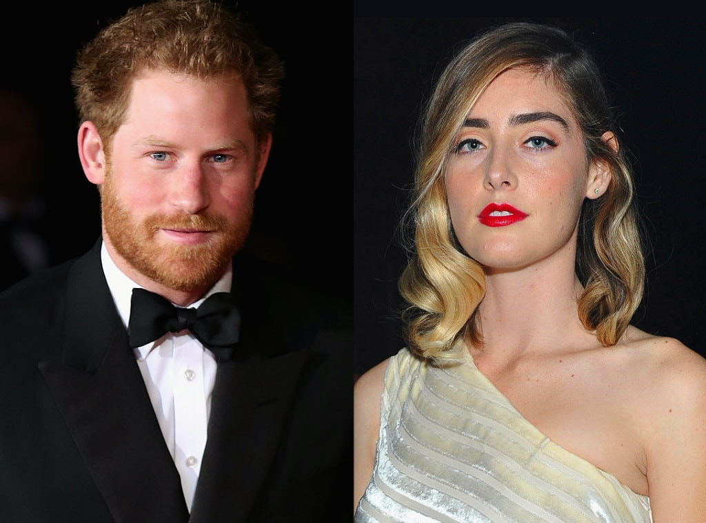 Prince Harry, Juliette Labelle