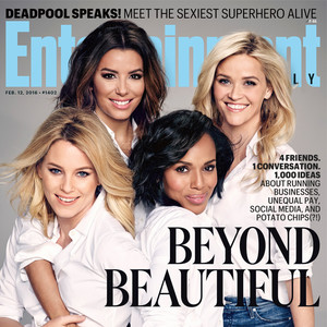 Eva Longoria, Kerry Washington, Elizabeth Banks, Reese Witherspoon, Entertainment Weekly