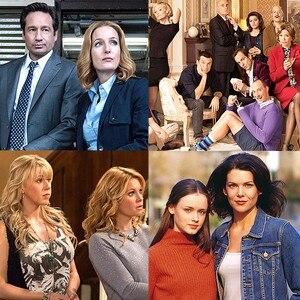 Gilmore Girls, Fuller House, Arrested Development, The X-Files, Revival