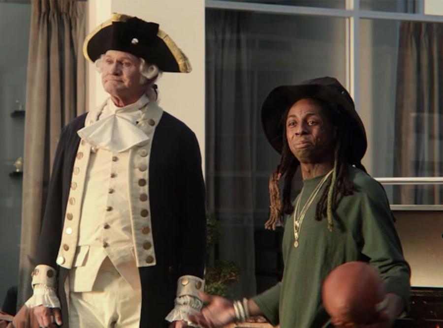 Lil Wayne, Super Bowl Ad