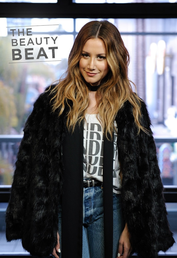 ESC, Beauty Beat, Ashley Tisdale