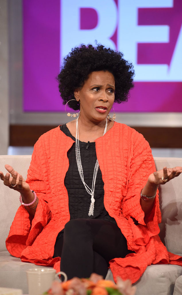 Janet Hubert, The Real