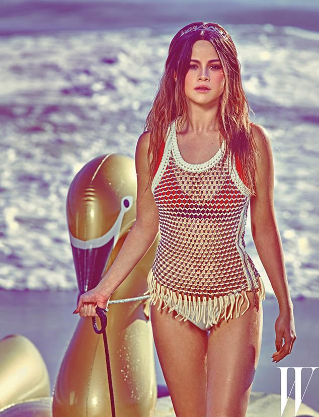 Selena Gomez, W Magazine
