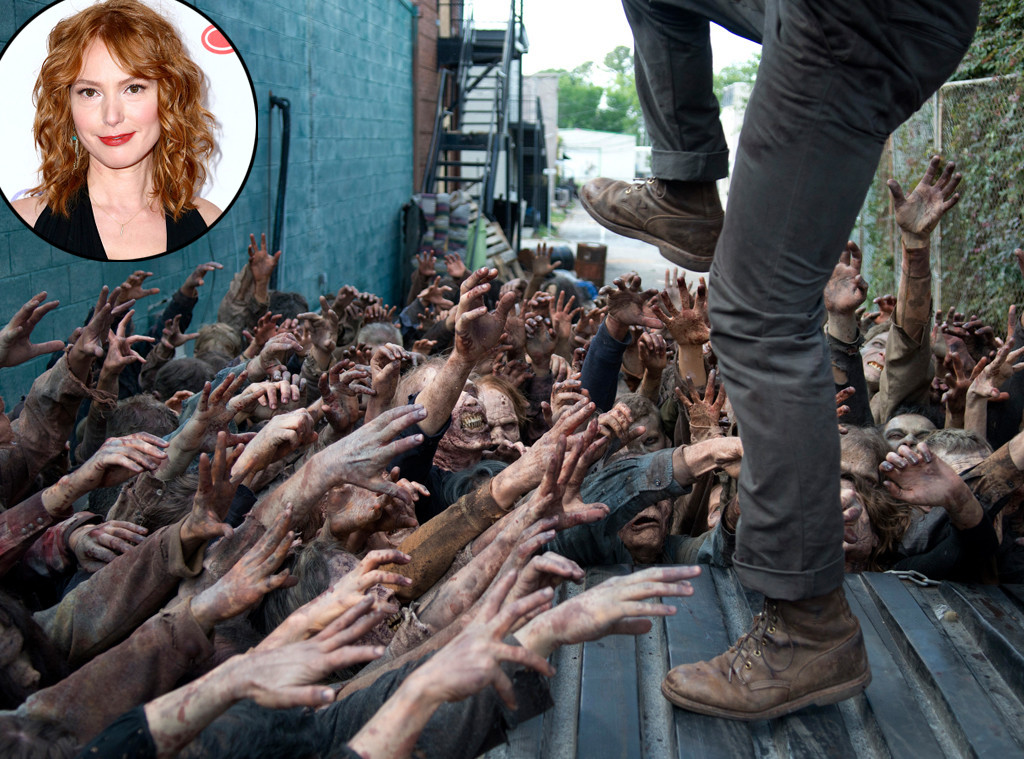 The Walking Dead, Alicia Witt