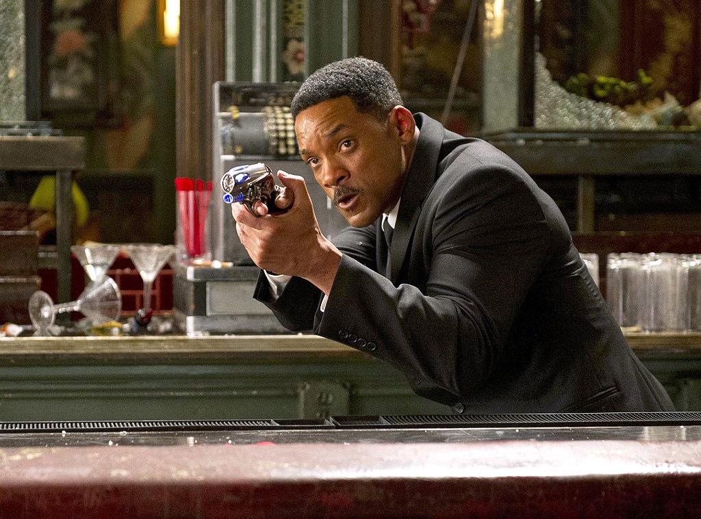 Will Smith, Men in Black 3