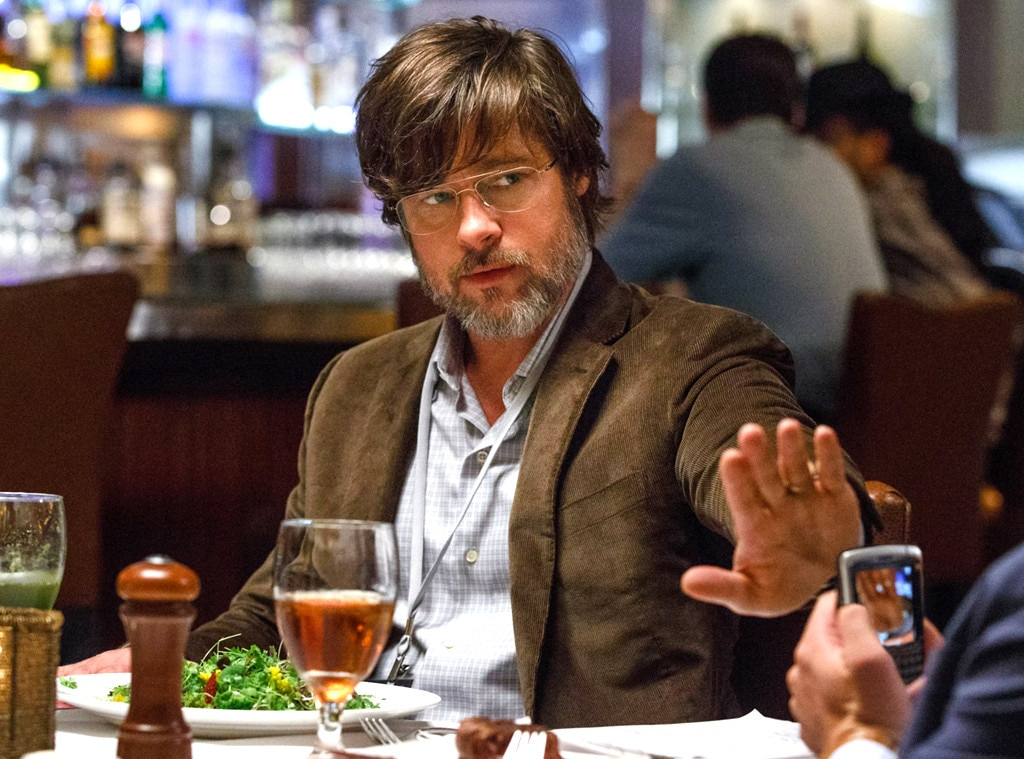 The Big Short, Brad Pitt