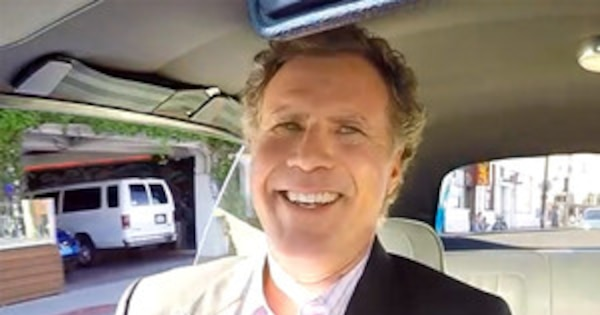 Will Ferrell Appears On Comedians In Cars Getting Coffee