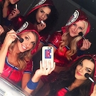 Clippers Spirit's Best Instagrams