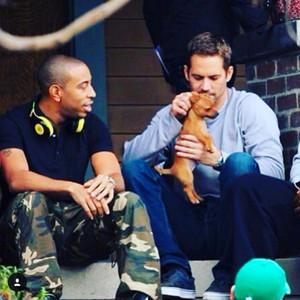 Ludacris, Paul Walker, Instagram