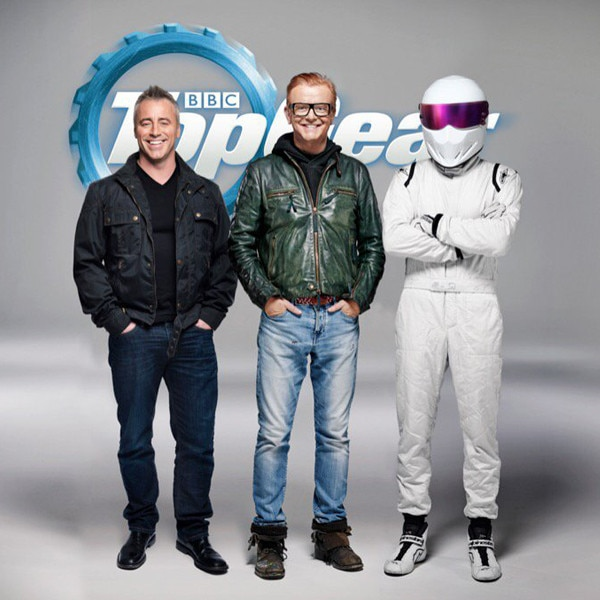 Matt LeBlanc, Top Gear