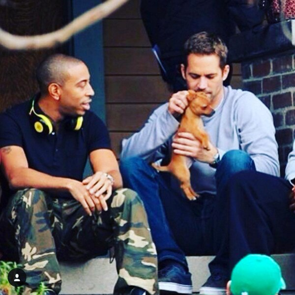 Ludacris, Paul Walker, Instagram