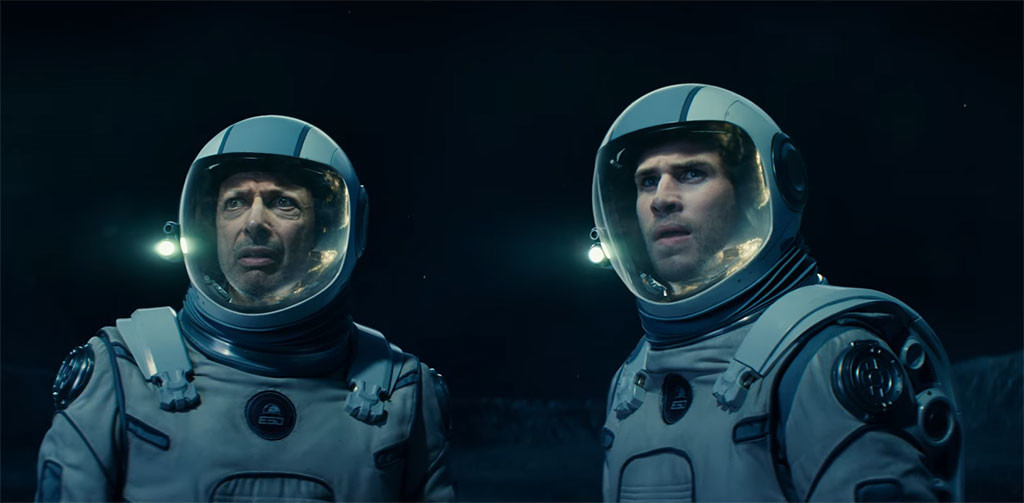 Jeff Goldblum, Liam Hemsworth, Independence Day: Resurgence