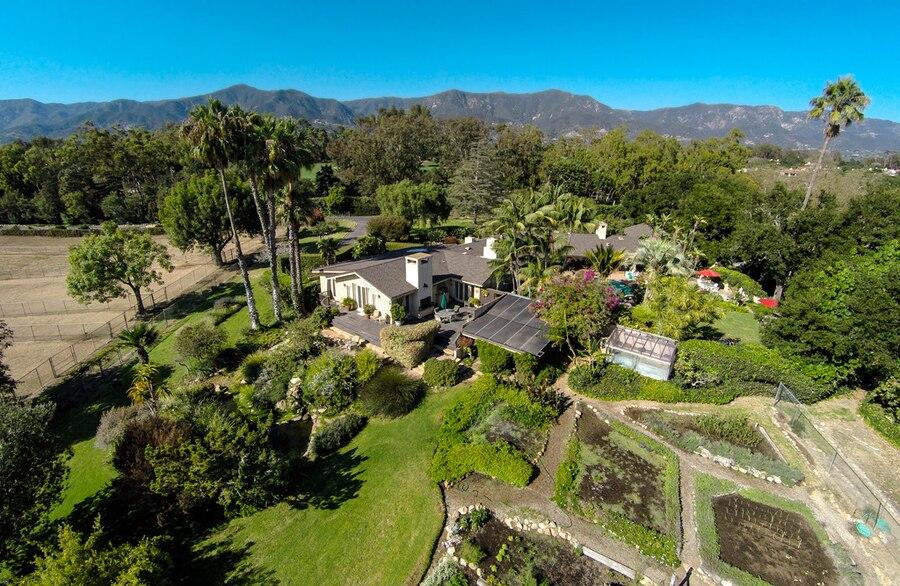 Oprah Winfrey, Montecito Home