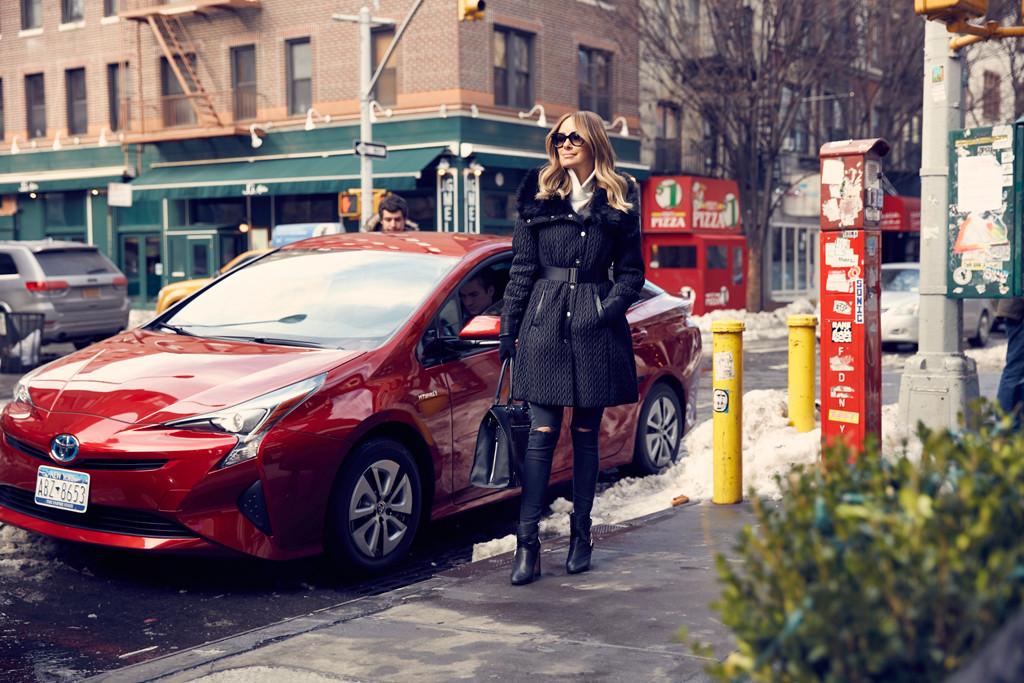 NYFW, ESC: Toyota
