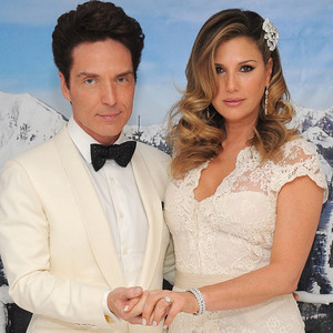 richard marx and daisy fuentes get married again host a