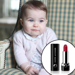 Princess Charlotte, Marc Jacobs Lipstick