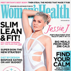 Jessie J, Women's Health U.K.