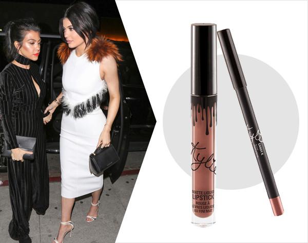 ESC, Kylie Jenner, Lip Kit
