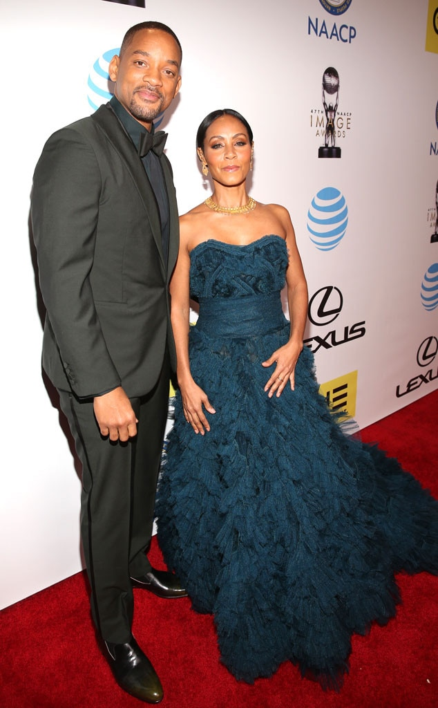 Will Smith, Jada Pinkett Smith, NAACP Image Awards