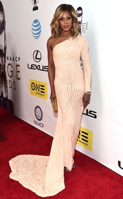Laverne Cox, NAACP Image Awards