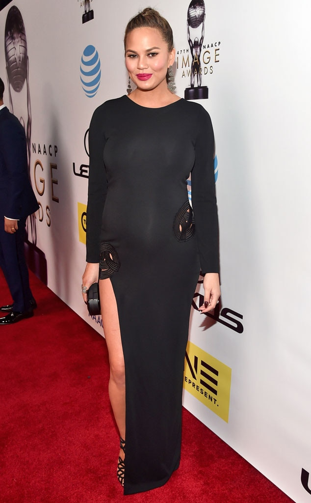 Chrissy Teigen, NAACP Image Awards