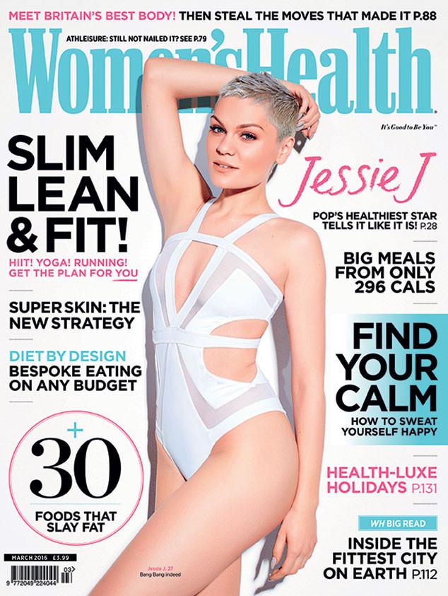 Jessie J, Women's Health U.K.