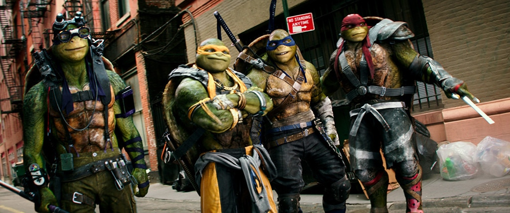Teenage Mutant Ninja Turtles 2, TMNT 2