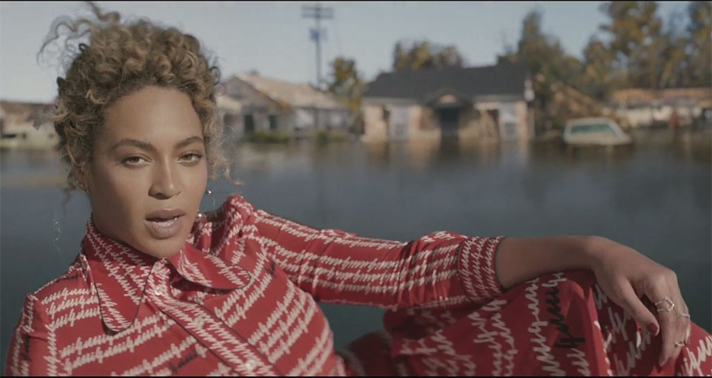 Beyonce, Formation Video
