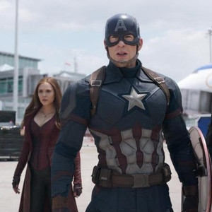 Captain America: Civil War, Jeremy Renner, Elizabeth Olsen, Chris Evans, Sebastian Stan