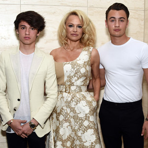 Dylan Lee, Pamela Anderson, Brandon Lee
