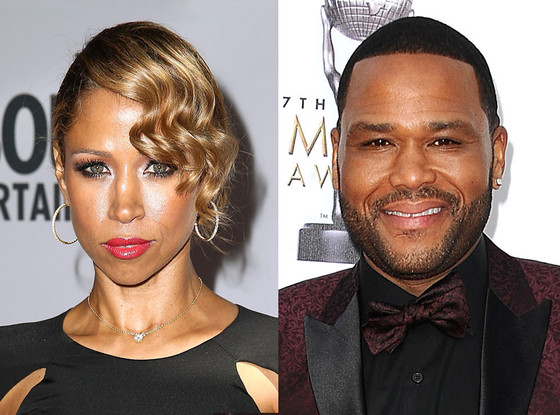 Anthony Anderson, Stacey dash
