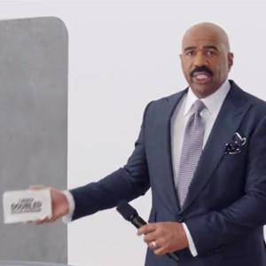 Steve Harvey, Super Bowl 2016 ad