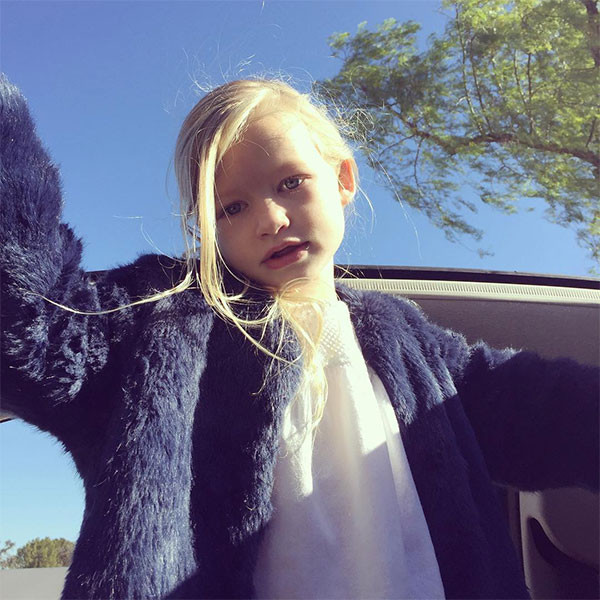Jessica Simpson Daughter, Maxwell Drew Johnson