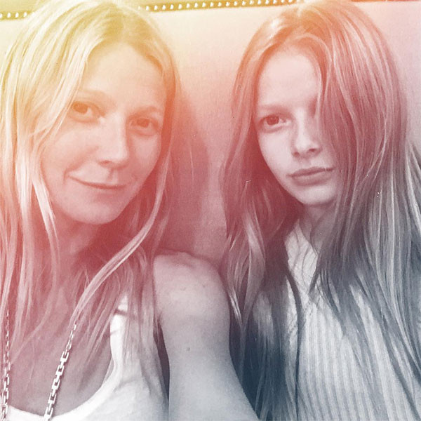Gwyneth Paltrow, Daughter Apple