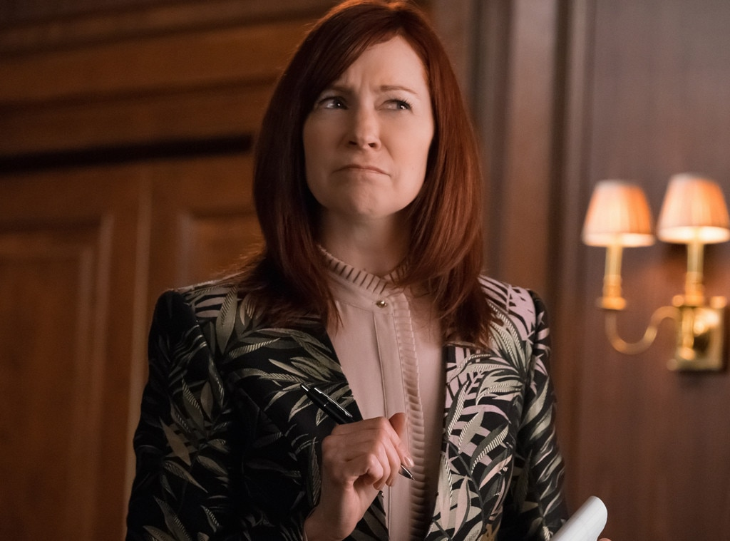 Carrie Preston Wants to Bring Elsbeth Tascioni to The Good ...