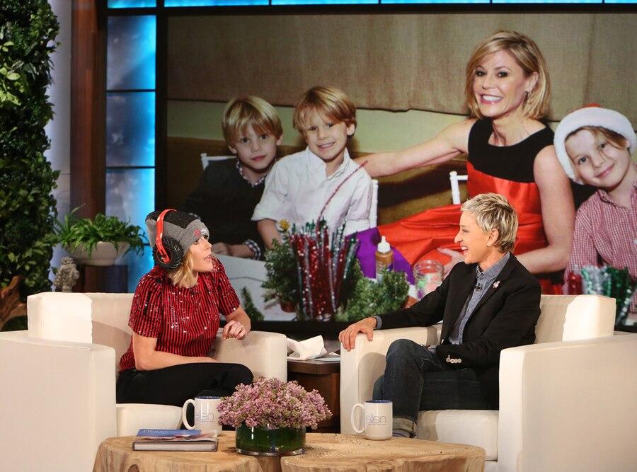 Julie Bowen, Ellen DeGeneres
