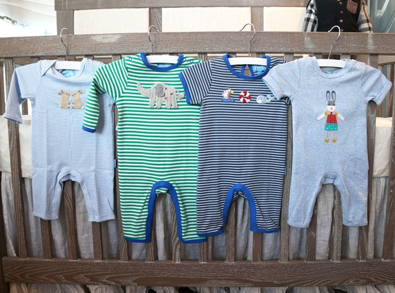 Louis Tomlinson, Baby Gifts