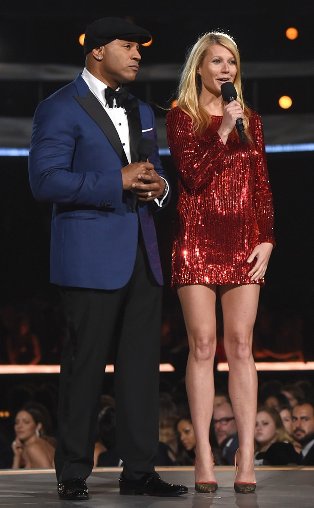 Gwyneth Paltrow, LL Cool J, Grammy Awards