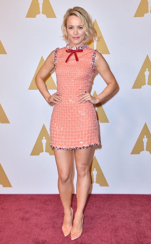 Rachel McAdams, Academy Awards Nominee Luncheon