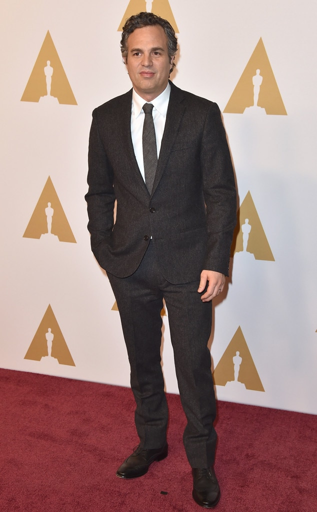 Mark Ruffalo, Academy Awards Nominee Luncheon