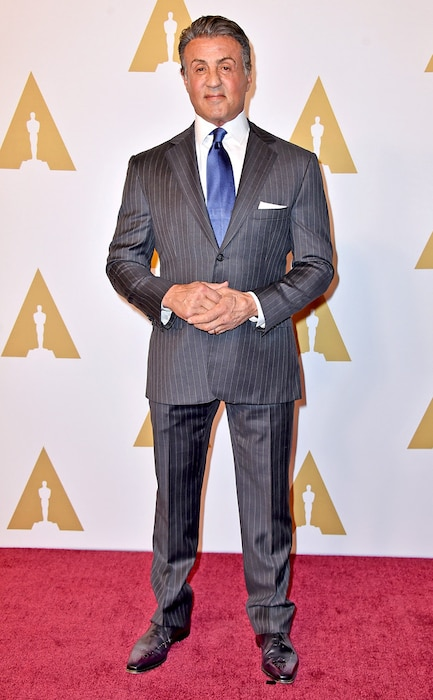 Sylvester Stallone, Academy Awards Nominee Luncheon