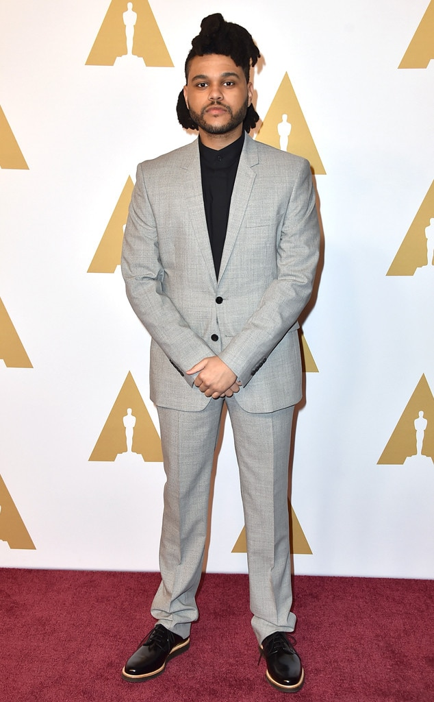The Weeknd, Academy Awards Nominee Luncheon