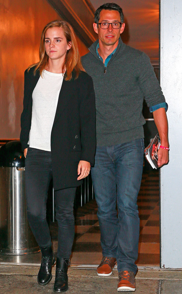 Emma watson dating 35 year old businessman