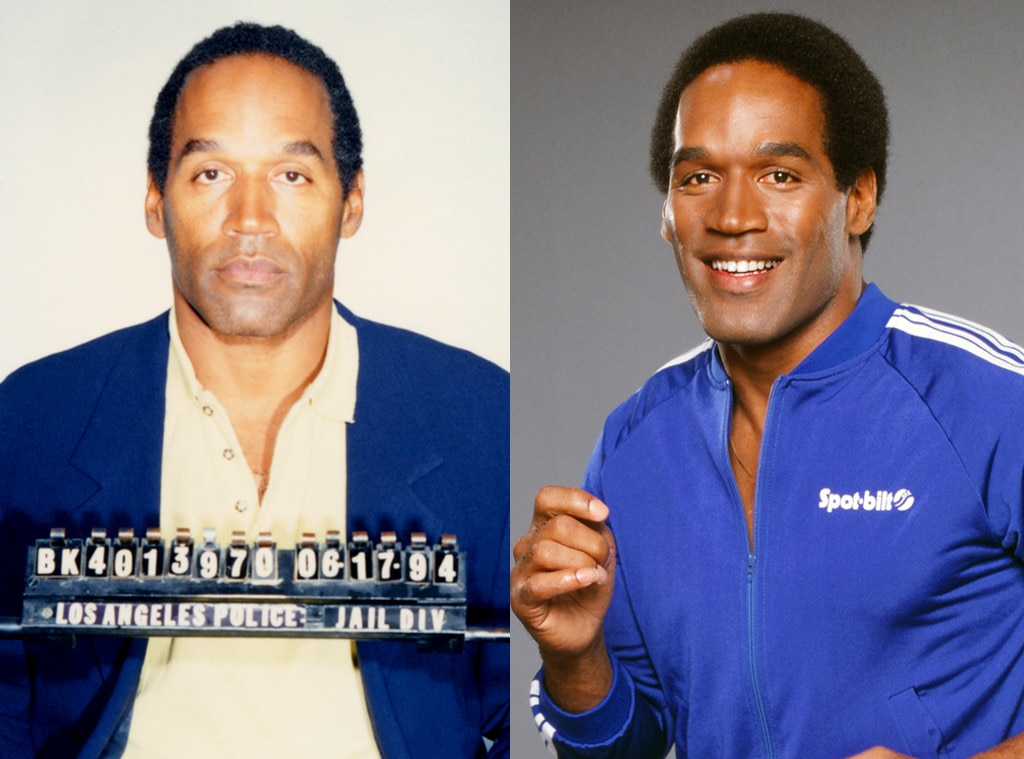 OJ Simpson, O.J. Simpson, Booking Photo, Mug Shot