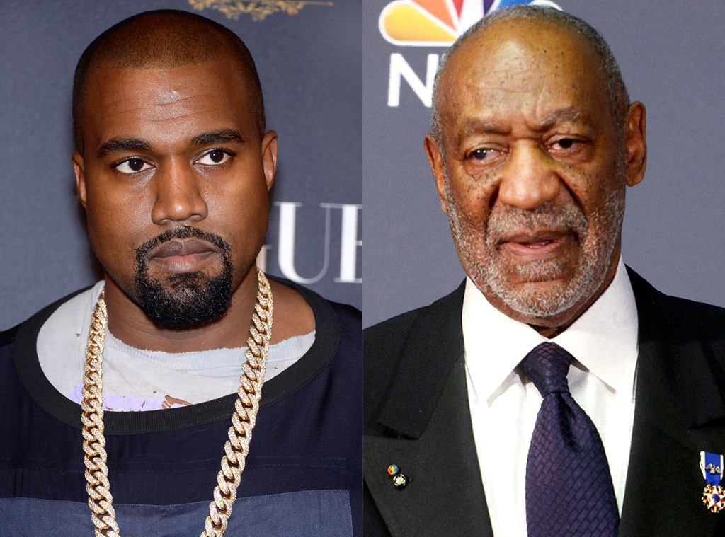 Kanye West, Bill Cosby